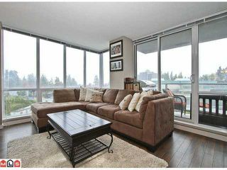 """Photo 2: # 507 9981 WHALLEY BV in Surrey: Whalley Condo for sale in """"Park Place Two"""" (North Surrey)  : MLS®# F1225445"""