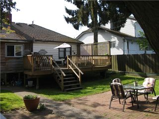 Photo 2: 1719 LONDON Street in New Westminster: West End NW House for sale : MLS®# V1003114