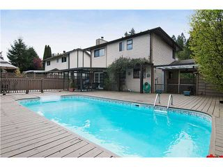 Photo 10: 1265 LYNWOOD AV in Port Coquitlam: Oxford Heights House for sale : MLS®# V1016181