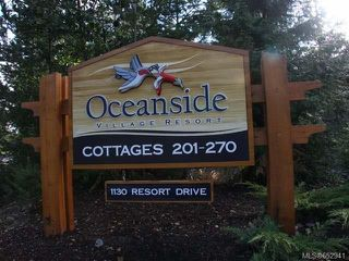 Photo 11: 242 1130 RESORT DRIVE in PARKSVILLE: PQ Parksville Row/Townhouse for sale (Parksville/Qualicum)  : MLS®# 652941