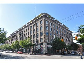 Main Photo: # 413 55 E CORDOVA ST in : Downtown VE Condo for sale : MLS®# V993938