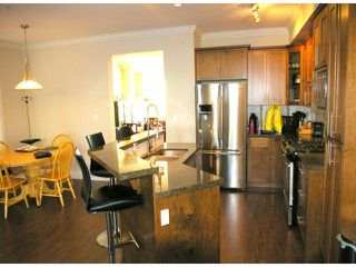 "Photo 4: 21139 80TH Avenue in Langley: Willoughby Heights Townhouse for sale in ""YORKVILLE"" : MLS®# F1401445"