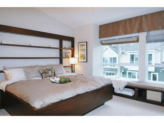 "Photo 12: 119 1480 SOUTHVIEW Street in Coquitlam: Burke Mountain Townhouse for sale in ""CEDAR CREEK"" : MLS®# V1045909"