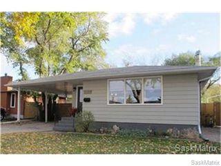 Photo 1: 3225 28TH Avenue in Regina: Parliament Place Single Family Dwelling for sale (Regina Area 05)  : MLS®# 486910