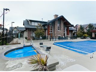 """Photo 18: 163 2450 161A Street in Surrey: Grandview Surrey Townhouse for sale in """"Glenmore"""" (South Surrey White Rock)  : MLS®# F1403184"""