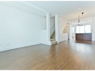 """Photo 4: 163 2450 161A Street in Surrey: Grandview Surrey Townhouse for sale in """"Glenmore"""" (South Surrey White Rock)  : MLS®# F1403184"""