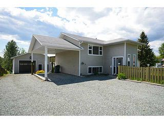 Photo 1: 7321 THOMPSON Drive in Prince George: Parkridge House for sale (PG City South (Zone 74))  : MLS®# N236920