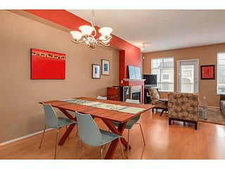 "Photo 1: 10 3711 ROBSON CRT Court in Richmond: Terra Nova Townhouse for sale in ""TENNYSON GARDENS"" : MLS®# V1098875"