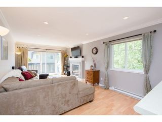 "Photo 2: 31 5839 PANORAMA Drive in Surrey: Sullivan Station Townhouse for sale in ""Forest Gate"" : MLS®# F1441594"