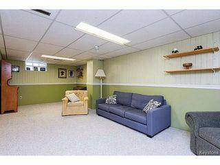 Photo 20: 953 Byng Place in WINNIPEG: Fort Garry / Whyte Ridge / St Norbert Residential for sale (South Winnipeg)  : MLS®# 1514654