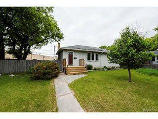 Photo 1: 953 Byng Place in WINNIPEG: Fort Garry / Whyte Ridge / St Norbert Residential for sale (South Winnipeg)  : MLS®# 1514654