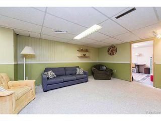Photo 19: 953 Byng Place in WINNIPEG: Fort Garry / Whyte Ridge / St Norbert Residential for sale (South Winnipeg)  : MLS®# 1514654