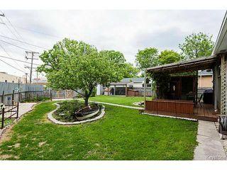 Photo 2: 953 Byng Place in WINNIPEG: Fort Garry / Whyte Ridge / St Norbert Residential for sale (South Winnipeg)  : MLS®# 1514654