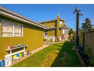 Photo 20: 7033 ST. GEORGE Street in Vancouver: South Vancouver House for sale (Vancouver East)  : MLS®# V1140548
