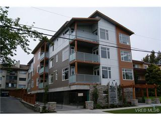 Photo 1: 402 1540 Belcher Ave in VICTORIA: Vi Jubilee Condo Apartment for sale (Victoria)  : MLS®# 711918