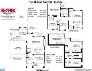 Photo 20: 16416 59A Avenue in Surrey: Cloverdale BC House for sale (Cloverdale)  : MLS®# R2002360