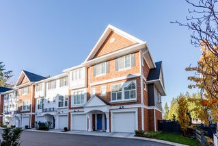 "Photo 1: 26 14905 60 Avenue in Surrey: Sullivan Station Townhouse for sale in ""The Grove at Cambridge"" : MLS®# R2016400"