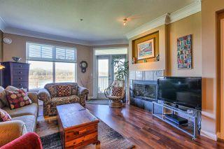 "Photo 2: 211 6263 RIVER Road in Delta: East Delta Condo for sale in ""RIVER HOUSE"" (Ladner)  : MLS®# R2033245"