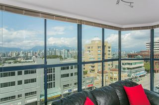 "Photo 7: 820 1268 W BROADWAY in Vancouver: Fairview VW Condo for sale in ""CITY GARDEN"" (Vancouver West)  : MLS®# R2074381"
