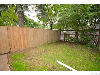 Photo 18: Rathgar Avenue in Winnipeg: Fort Rouge Residential for sale (1Aw)  : MLS®# 1617332