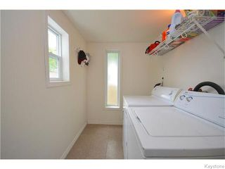 Photo 11: Rathgar Avenue in Winnipeg: Fort Rouge Residential for sale (1Aw)  : MLS®# 1617332