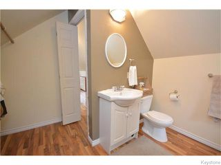 Photo 15: Rathgar Avenue in Winnipeg: Fort Rouge Residential for sale (1Aw)  : MLS®# 1617332