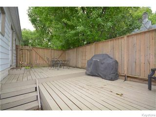 Photo 17: Rathgar Avenue in Winnipeg: Fort Rouge Residential for sale (1Aw)  : MLS®# 1617332