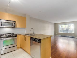 Photo 5: 106 5665 IRMIN Street in Burnaby: Metrotown Condo for sale (Burnaby South)  : MLS®# R2101253