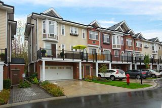 """Main Photo: 64 8068 207 Street in Langley: Willoughby Heights Townhouse for sale in """"Yorkson Creek - South"""" : MLS®# R2110691"""