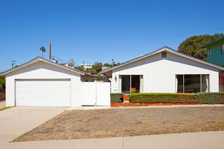 Photo 1: CLAIREMONT House for sale : 3 bedrooms : 4530 MILTON STREET in San Diego