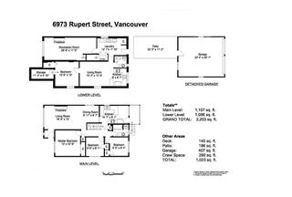 Photo 16: 6973 RUPERT Street in Vancouver: Killarney VE House for sale (Vancouver East)  : MLS®# R2133231