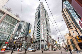 """Photo 1: 2207 233 ROBSON Street in Vancouver: Downtown VW Condo for sale in """"TV TOWER 2"""" (Vancouver West)  : MLS®# R2139702"""
