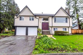 """Photo 1: 3641 VINEWAY Street in Port Coquitlam: Lincoln Park PQ House for sale in """"LINCOLN PARK"""" : MLS®# R2162522"""