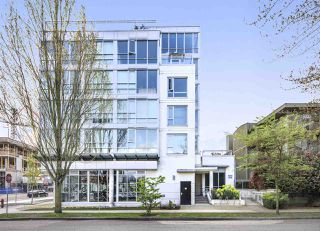 Main Photo: 701 1808 W 3RD AVENUE in Vancouver: Kitsilano Condo for sale (Vancouver West)  : MLS®# R2161034