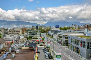 Photo 20: 701 1808 W 3RD AVENUE in Vancouver: Kitsilano Condo for sale (Vancouver West)  : MLS®# R2161034