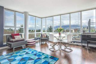 Photo 3: 701 1808 W 3RD AVENUE in Vancouver: Kitsilano Condo for sale (Vancouver West)  : MLS®# R2161034