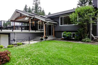 Photo 1: 4611 RAMSAY Road in North Vancouver: Lynn Valley House for sale : MLS®# R2167402