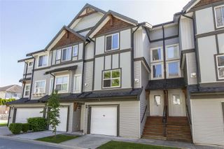 Photo 1: 21 1055 RIVERWOOD Gate in Port Coquitlam: Riverwood Townhouse for sale : MLS®# R2171897