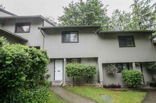 Photo 1: 868 BLACKSTOCK ROAD in Port Moody: North Shore Pt Moody Townhouse for sale : MLS®# R2176223