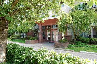 "Photo 1: 106 522 SMITH Avenue in Coquitlam: Coquitlam West Condo for sale in ""SEDONA"" : MLS®# R2187186"