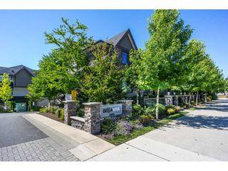 "Photo 1: 12 6895 188 Street in Surrey: Clayton Townhouse for sale in ""Bella Vita"" (Cloverdale)  : MLS®# R2192122"