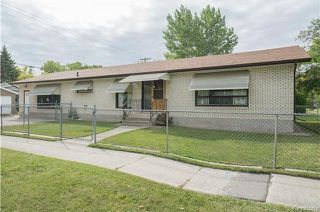 Photo 1: 400 Yale Avenue West in Winnipeg: West Transcona Residential for sale (3L)  : MLS®# 1725624
