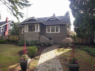 Photo 2: 2138 West 36th Ave in Vancouver: Home for sale : MLS®# V751375