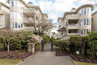 """Photo 1: 204 7520 COLUMBIA Street in Vancouver: Marpole Condo for sale in """"The Springs at Langara"""" (Vancouver West)  : MLS®# R2249291"""
