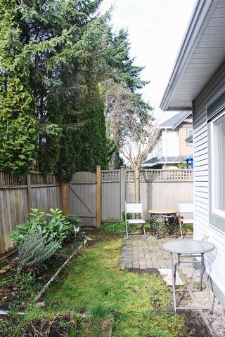 Photo 15: 5 7060 ASH Street in Richmond: McLennan North Townhouse for sale : MLS®# R2250443