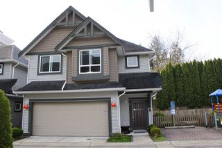 Photo 1: 5 7060 ASH Street in Richmond: McLennan North Townhouse for sale : MLS®# R2250443