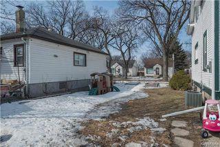Photo 17: 891 Ashburn Street in Winnipeg: West End Residential for sale (5C)  : MLS®# 1807691