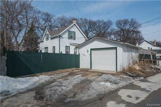 Photo 16: 891 Ashburn Street in Winnipeg: West End Residential for sale (5C)  : MLS®# 1807691