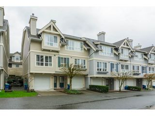 "Photo 1: 55 8844 208 Street in Langley: Walnut Grove Townhouse for sale in ""Mayberry"" : MLS®# R2254454"