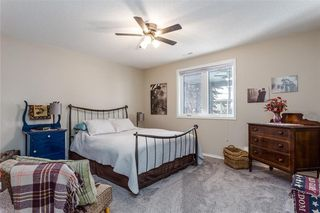 Photo 32: 12 WEST PARK Place: Cochrane House for sale : MLS®# C4178038